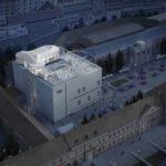 Wiener Leopold Museum eröffnet MQ Libelle