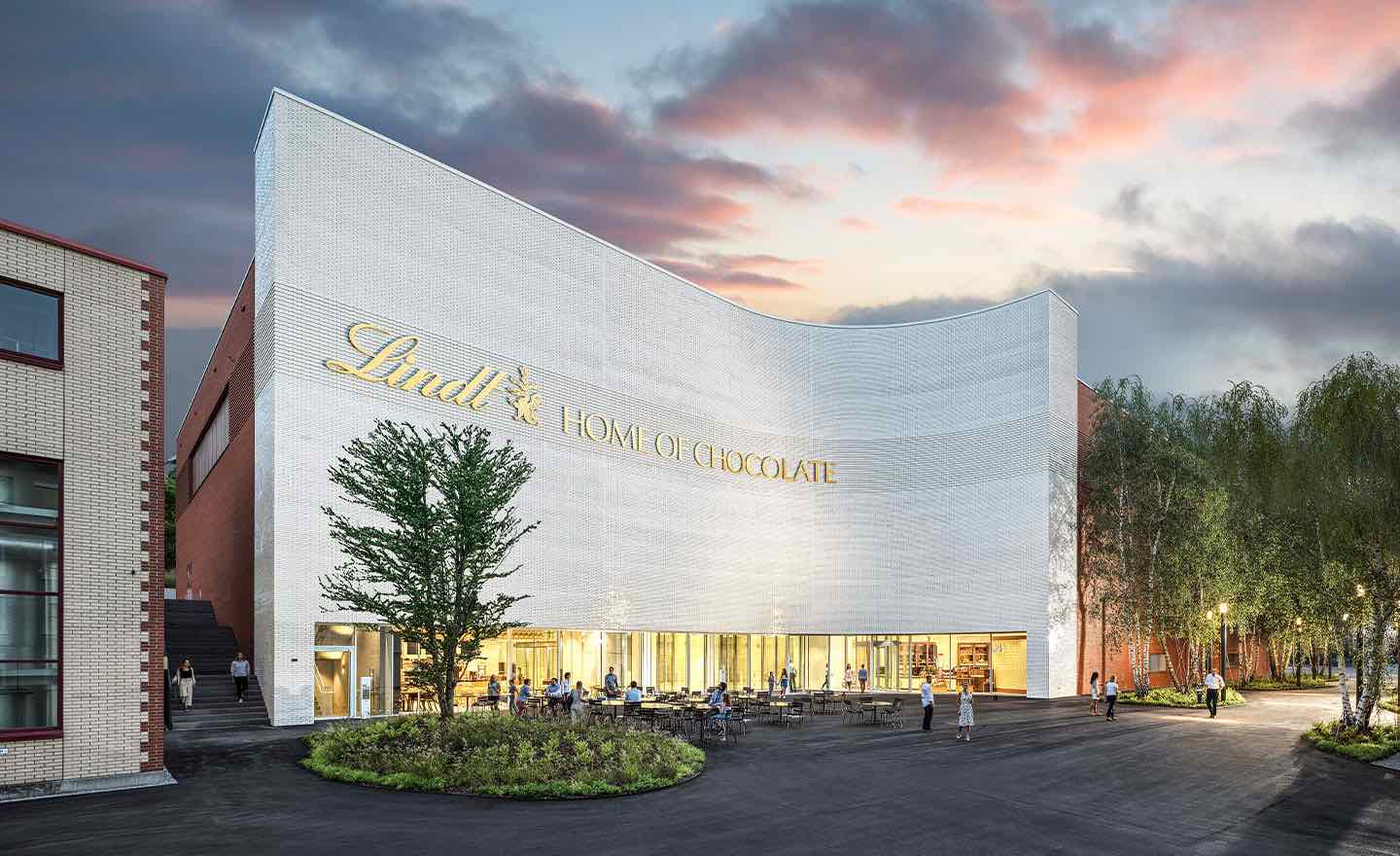 Lindt Home of Chocolate will open on September 13, 2020